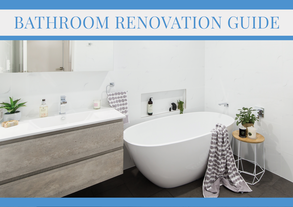 Bathroom Renovation Guide by Northern Rivers Bathroom Renovations