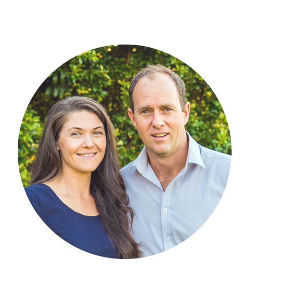Northern Rivers Bathroom Renovations business owners Julian and Shanna Driussi